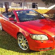 Other 2007 volvo c70 geartronic convertible LDVs & panel vans