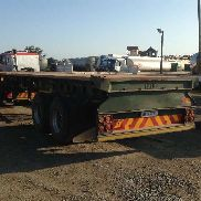 Flatdeck Superlink trailer Flatdeck trailer