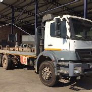 Mercedes Benz Other Axor 2628 with Gas Body Truck