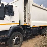 MAN Refuse disposal M2000 Truck