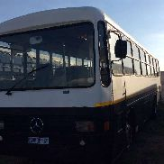 Mercedes Benz 50 seater bus + standing Buses