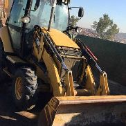 Caterpillar Cat 428F TLB, 4x4 TLBs