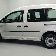 VW Caddy Crew Bus 1.6 Petrol LDVs & panel vans