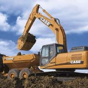 Case CX290B Excavators