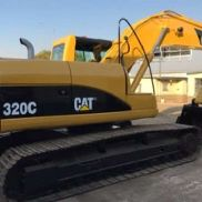Caterpillar 320C Excavator Excavators