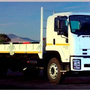 Isuzu Dropside NEW FTR 850 Manual with drop side body and tow kit Truck