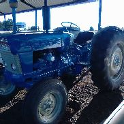 Ford 4000 Tractors