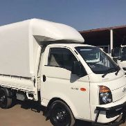 Hyundai HYUNDAI H100 206D WITH SPACE SAVER CANOPY LIKE NEW LDVs & panel vans
