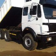 Mercedes Benz Tipper Mercedes Benz 2638 powerliner 10 cube tipper for s Truck