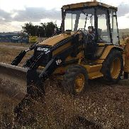 Caterpillar CAT 428C 4x4 TLBs