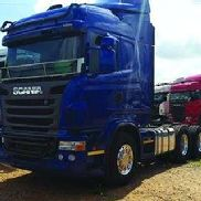 Scania R620 HP 6x4 T/T- Truck-Tractor