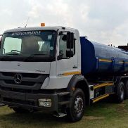 Mercedes Benz double axle 2628 WATER TANKER Truck-Tractor
