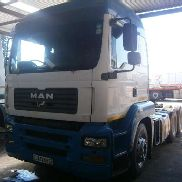 MAN double axle TGA 26-480 Truck-Tractor