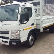 Fuso Dropside Canter FE7-150 Truck