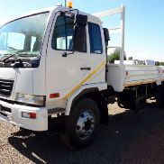 Nissan Dropside UD80 with dropside body Truck