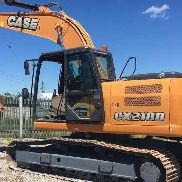 Case CX 210 B Excavators