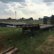 Martin Used Tri Axle 40 Ton Lowbed Available Lowbeds