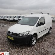 VW CADDY 1.6 TDI Klima