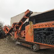 Rockster R 700 S Impact crusher