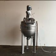 BCH Jacketed pressure cooking / mixing vessel