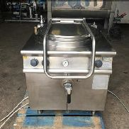 Gas boiling kettle 150L Electrolux