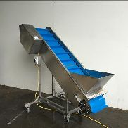 Eillart flighted elevator conveyor