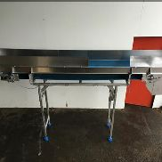 NNP Stainless trough conveyor