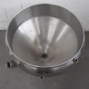 MISCELLANEOUS STAINLESS STEEL JACKETED HOPPER - M10201