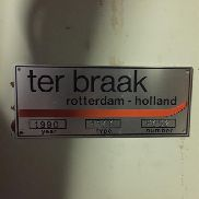 Ter Braak type 4500 Caracooker Continuous Caramel System - 400 kg/HR - 79351