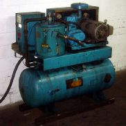 SCALES AIR COMPRESSOR A30SS 30HP AIR COMPRSR - 74716