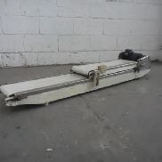 "8 ""WIDE X 45"" LONG BELT CONVEYOR - M73578"