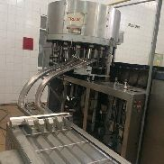 Haas Model TRO80 Rolled Wafer Cone Oven - 80273