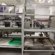 Carle & Montanari Cavemil 650/205 L15 Fast Shell Chainless Intermittent Motion Molding Plant - 80279