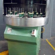 ROTARY MANUAL LOAD BATCH BOTTLE WASHER - M73674