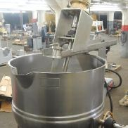 Lee model 125-CHD7 125 Gallon Stainless Steel Tilting Cooking & MIxing Kettle - 77810