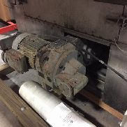"APV model 8-89 28"" Wide Continuous Two Roll Rope Extruder - 79372"