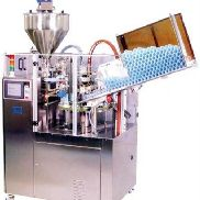New Kentex model TK-850HAO Automatic Tube Filler and Sealer - 76613