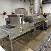 "Heat & Control Mastermatic model 8-24 24"" wide Continuous Fryer - 80241"