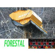 Head of wood grinding 30.5 TTC 1200 FORESTAL for mini digger between 8 and 12T