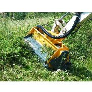TE 60 REV grinding head for mini excavator between 2.5 and 4T
