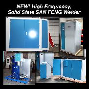 NEW 300 KW SAN FENG High Frequency Solid State Welder | Universal Tube & Rollform Equipment Corporation