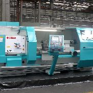 Parallel numerical control lathe with LT - 660/2000 self - learning functions