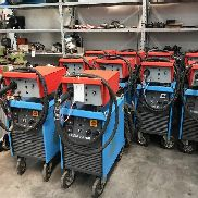 Stock of No. 08 Welding Machines CLOOS GLC 451 C
