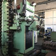 Horizontal Center MANDELLI Regent 1000 with HOVER head