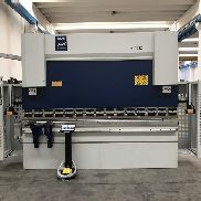 MVD 3100 X 135 Ton CNC Press ESA 4 Axis Press