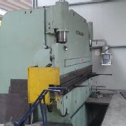 COLGAR 4100 X 250 TON CNC press machine 4 axles