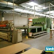 OTT Veneer Press About plant