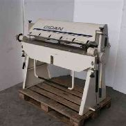 Manual folding machine Cidan BMF
