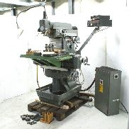 Toolroom milling machine Deckel FP3