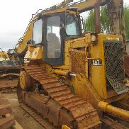 CATERPILLAR D4H bulldozer